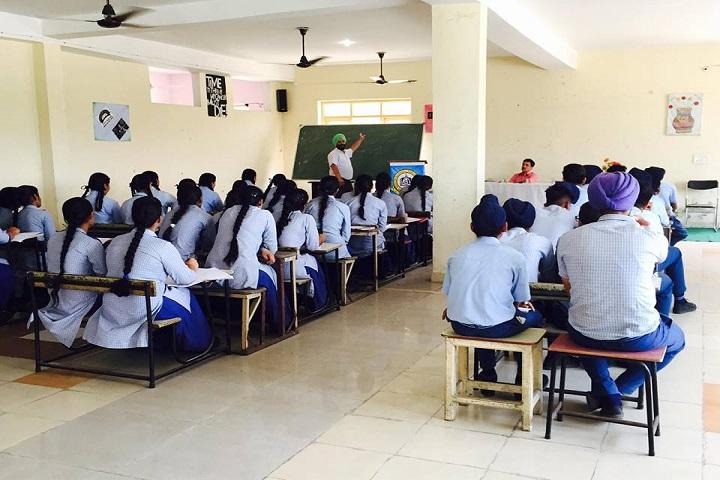 Mehta Gurkul Public School-Classroom