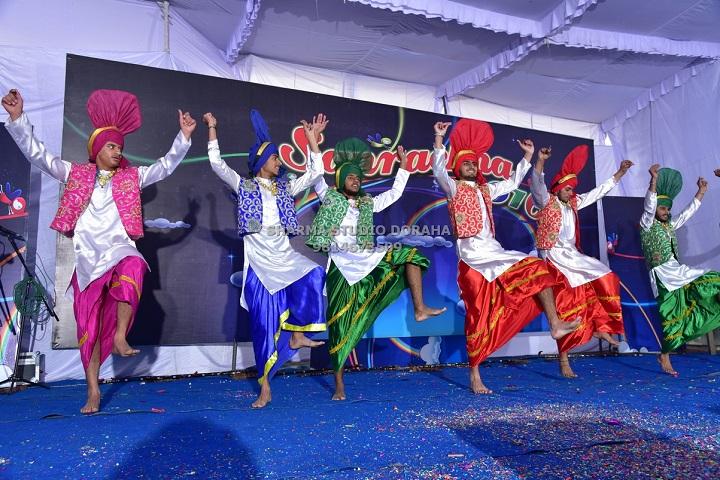 Mehta Gurkul Public School-Dance Performance