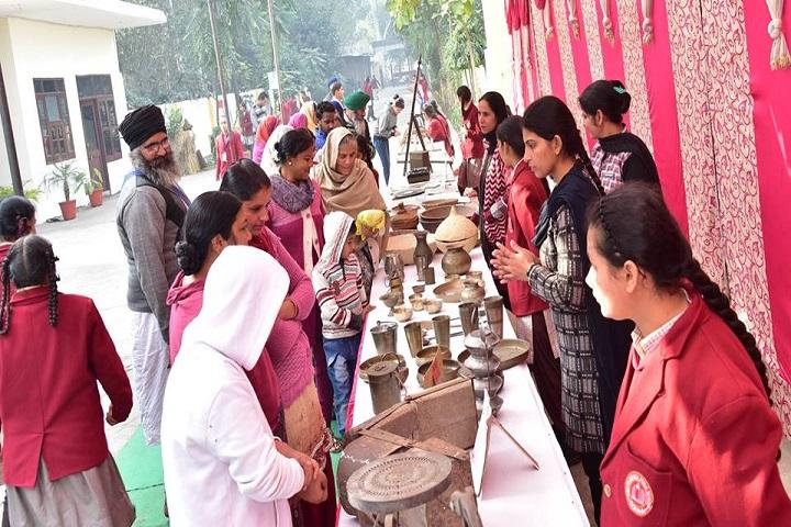 Mehta Gurkul Public School-Exhibition