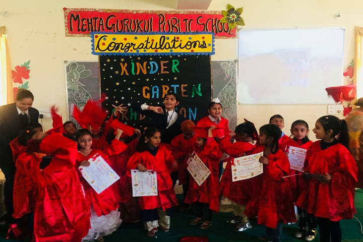 Mehta Gurkul Public School-Kindergarten Celebrations