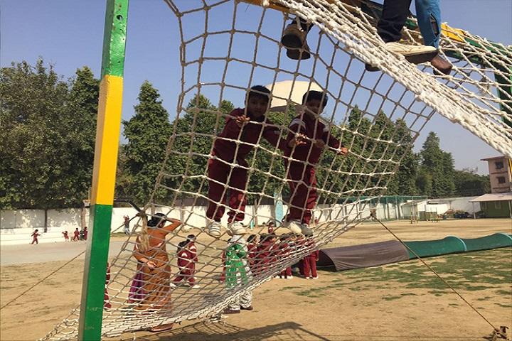 Mehta Gurkul Public School-Play Area