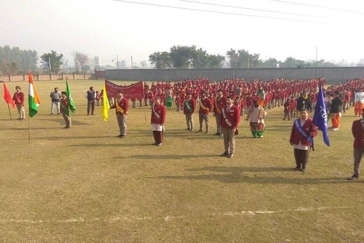 Mehta Gurkul Public School-Sports meet