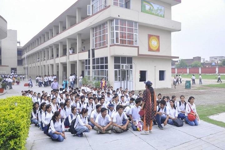 Mela Devi Kalra Arya School-Campus View