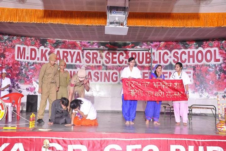 Mela Devi Kalra Arya School-Drama