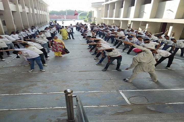 Mela Devi Kalra Arya School-Physical Education