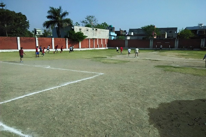 Mela Devi Kalra Arya School-Play Area