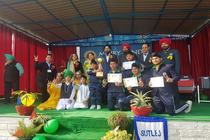 Merry Land International Public School-Champions