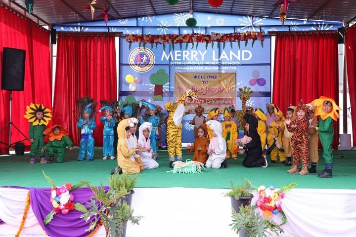 Merry Land International Public School-Drama