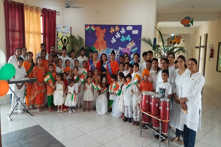Merry Land International Public School-Republic Day