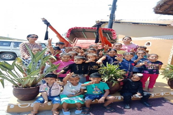 Merry Land International Public School-Tour