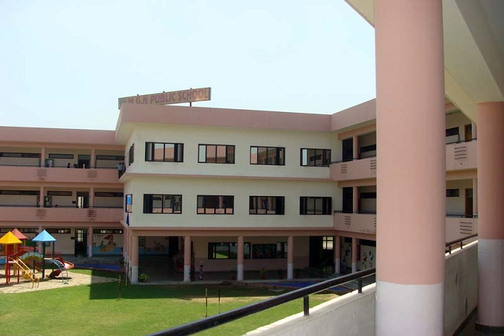 Montgomery Guru Nanak Public School-Corridors of Learning