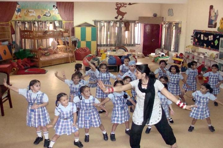 Montgomery Guru Nanak Public School-Dance Room