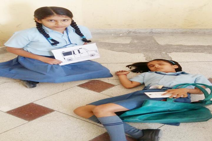 Modern Sandeepni School-Drama