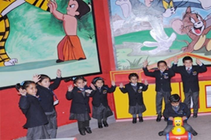 Modern Sandeepni School-Kindergarten