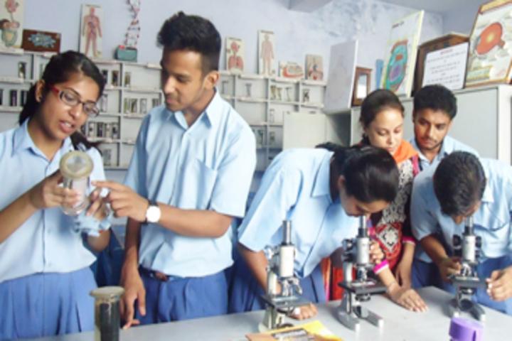 Modern Sandeepni School-Lab