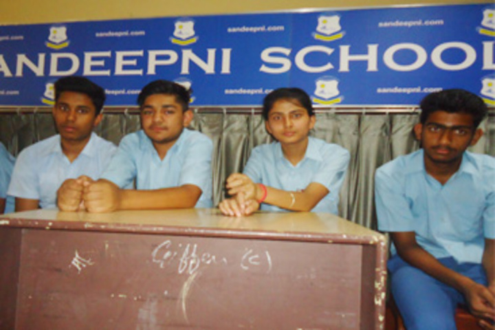 Modern Sandeepni School-Quiz Competition