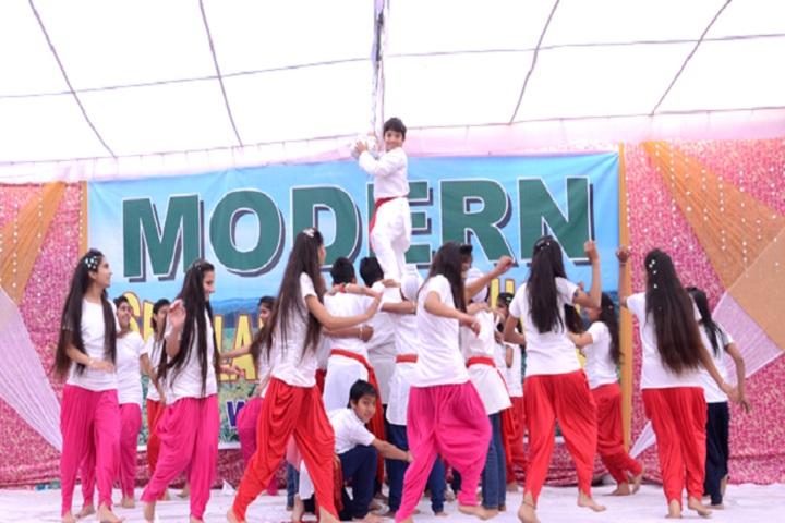 Modern Secular Public School-Events celebration