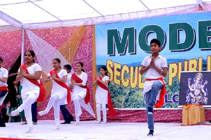 Modern Secular Public School-Events dance