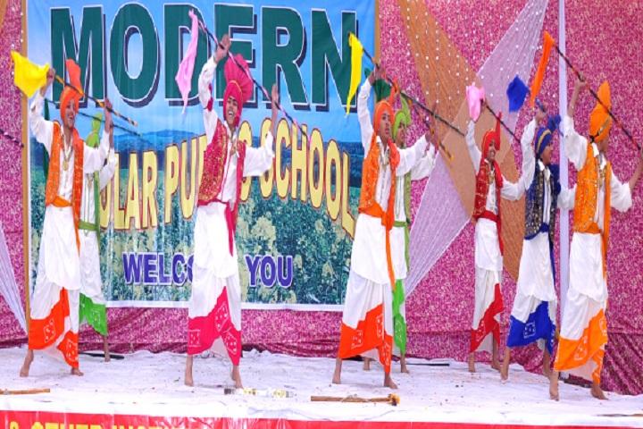 Modern Secular Public School-Events function