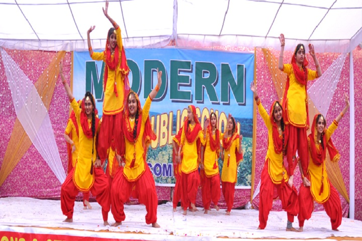 Modern Secular Public School-Events