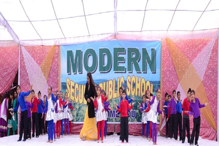 Modern Secular Public School-Others dance