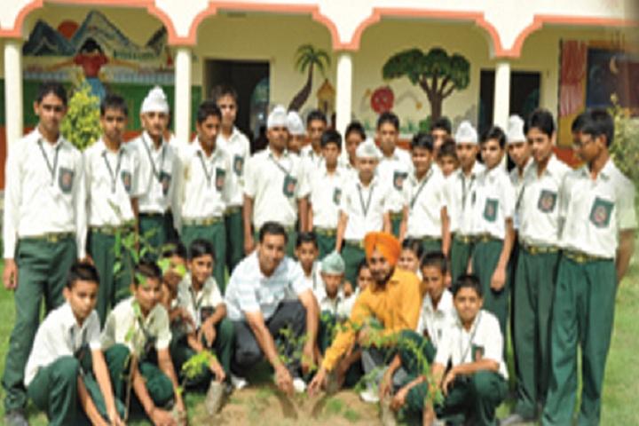 Modern Secular Public School-Others plantation