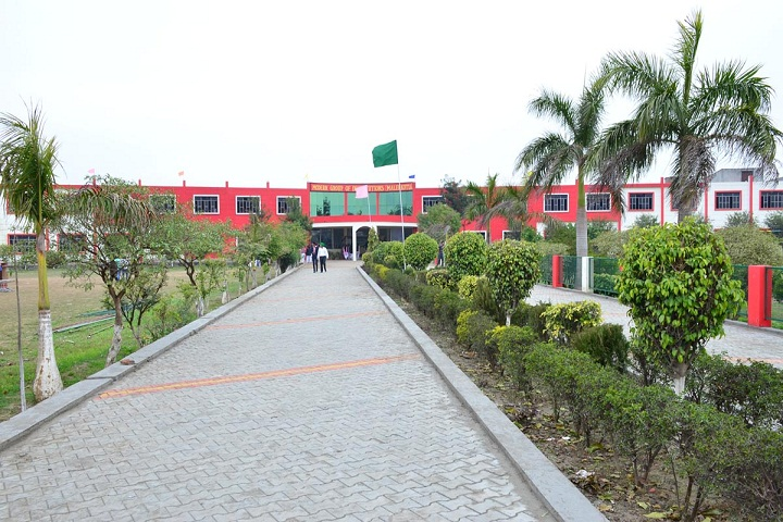 Modern Secular Public School-Campus View