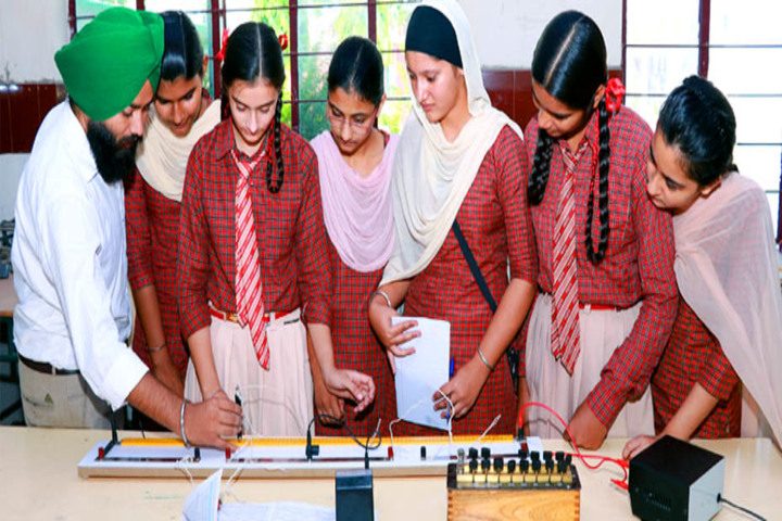 Modern Secular Public School-Physics Lab