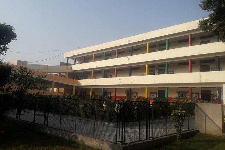 MGN Public School-Academic Block
