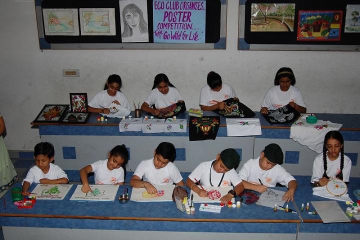 MGN Public School-Fine Arts Room