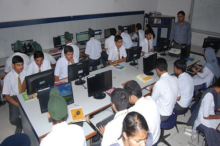 MGN Public School-IT Lab