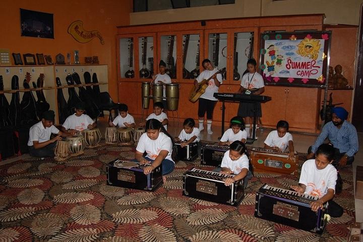 MGN Public School-Music Room