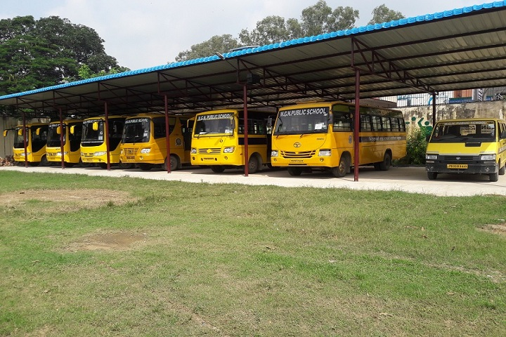 MGN Public School-Transport