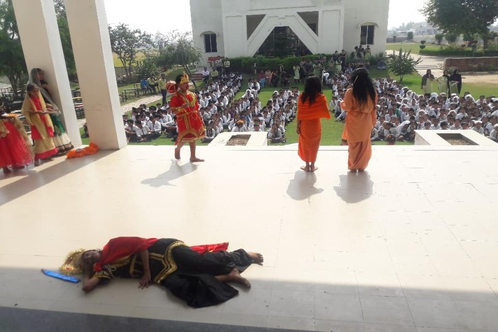 Mother India Public School-Drama