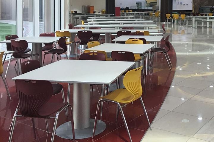 Mother Teacher Preparatory School-Cafeteria