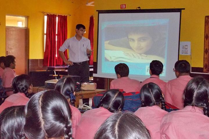 Mother Teacher Preparatory School-Smart Classroom