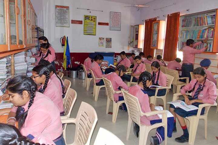 Mother Teacher Preparatory School-Library