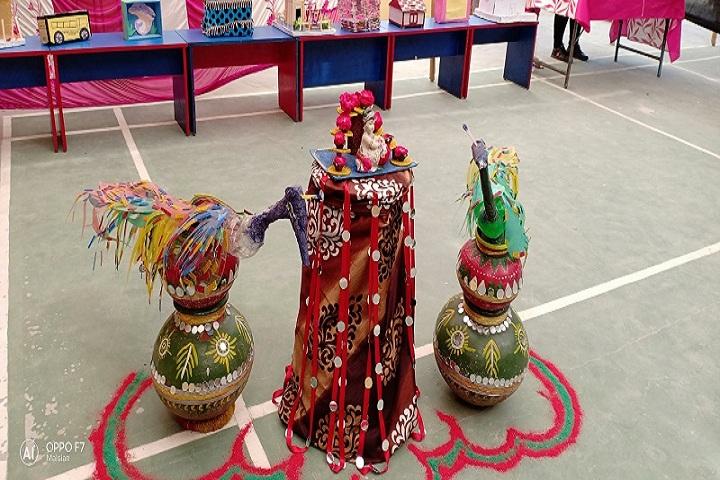 Mothers Pride International Public School-Festival Celebration