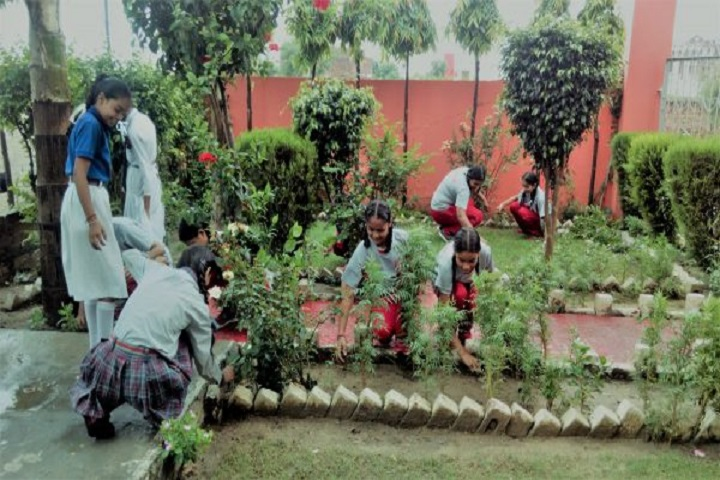 Mothers Pride International Public School-Gardening