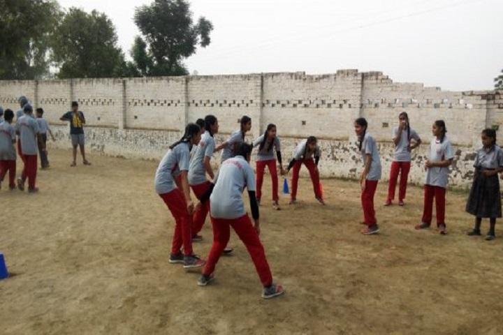 Mothers Pride International Public School-Girls Kabaddi