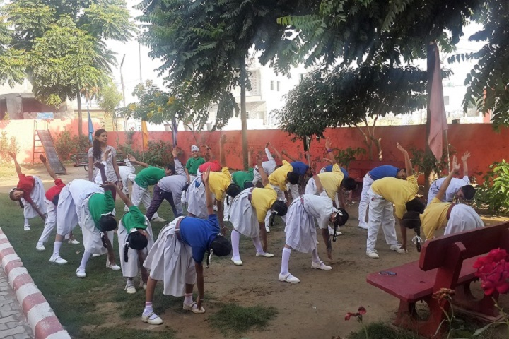 Mothers Pride International Public School-Physical Education