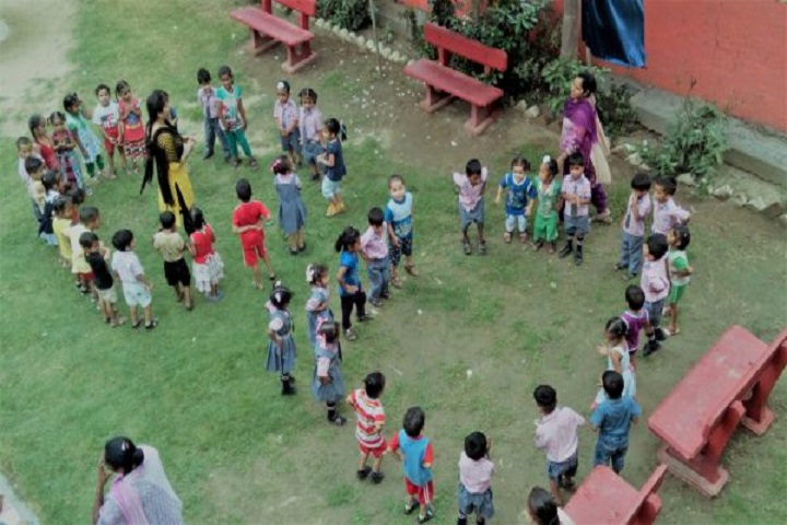 Mothers Pride International Public School-Play Area
