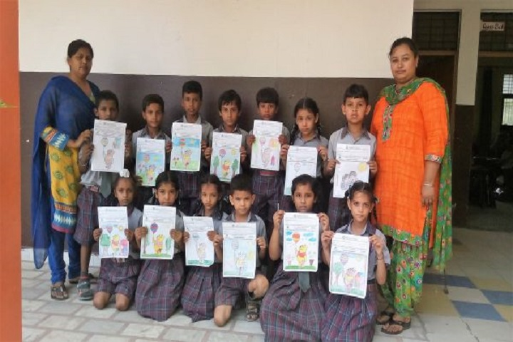 Mothers Pride International Public School-Student Projects
