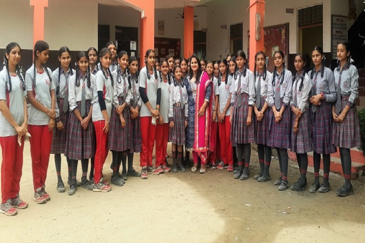 Mothers Pride International Public School-Students