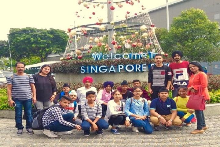 Mothers Pride International Public School-Tour