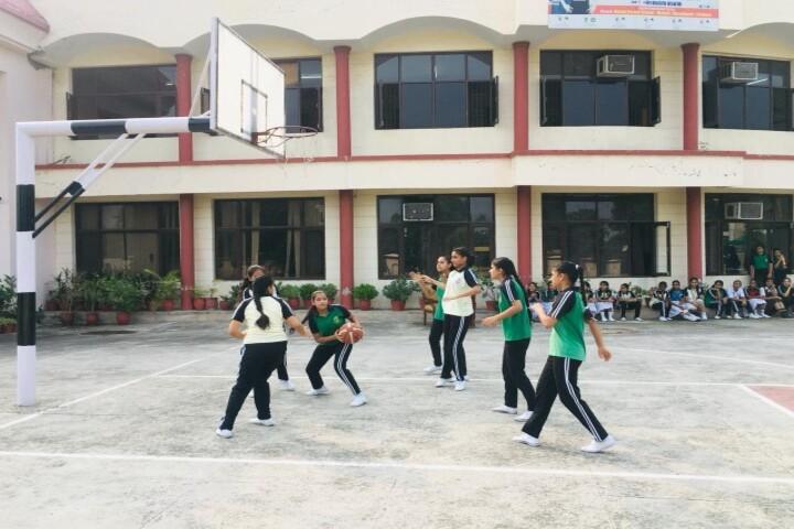 Mount Carmel School-Games