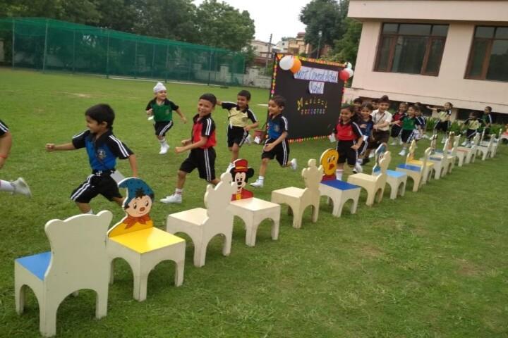 Mount Carmel School-Kindergarten