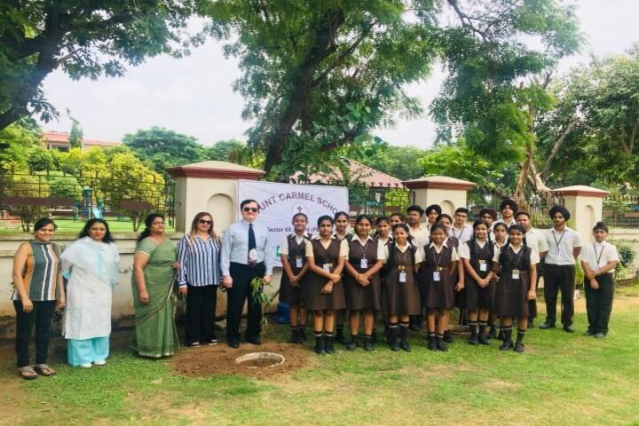 Mount Carmel School-Plantation