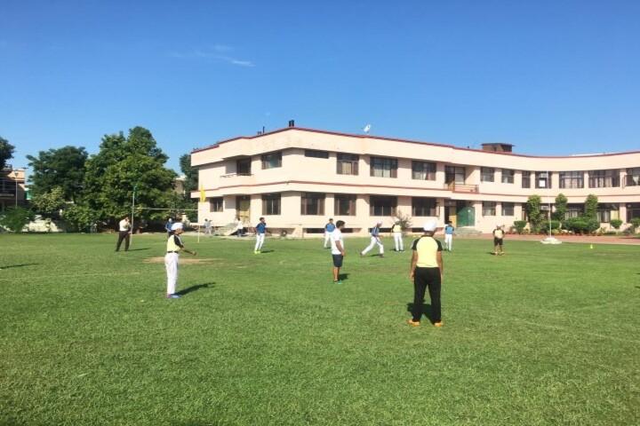 Mount Carmel School-Play Ground