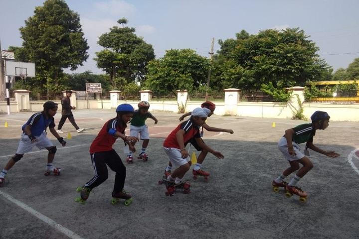Mount Carmel School-Skating
